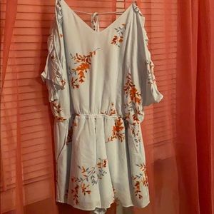 Size small romper from Forever 21
